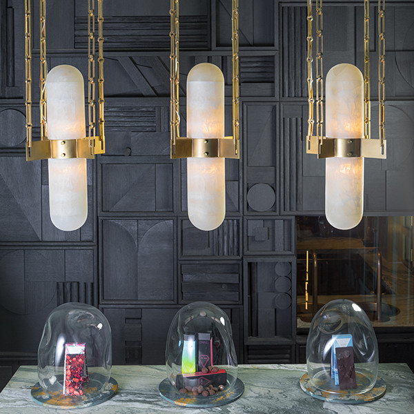 Kelly Wearstler's Compartes Store Is A Willy Wonka Factory Gone Deco