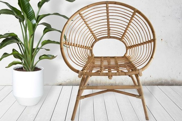 Tell us about the importance of rattan and how Wend is helping preserving the Indonesian rainforest?