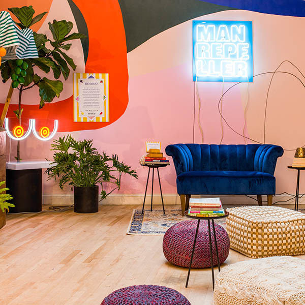 Explore Man Repeller's Pop-Up Community Hub