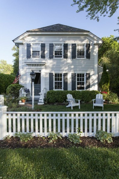 A Summer Dream House in Sag Harbor