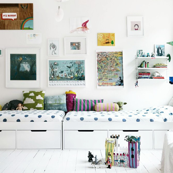 Kids Rooms That Prove Sharing Is Caring