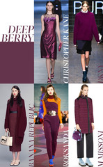 Paint the Runway: Deep Berry