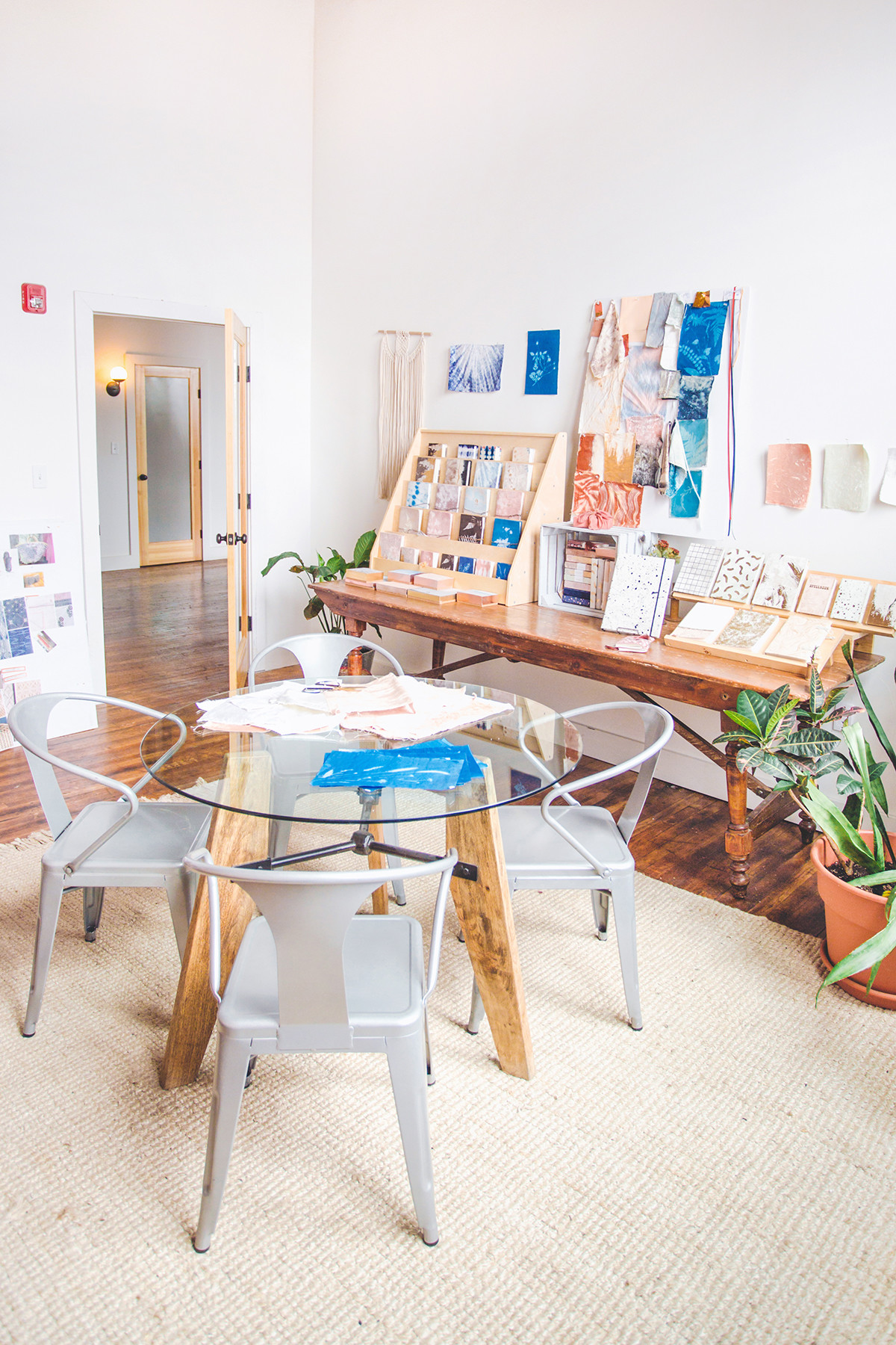 Take A Look Inside Printfresh's Historical Philadelphia Studio