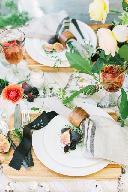 An Autumn Tablescape That Is So Fresh