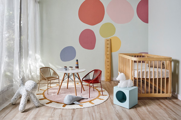 Nestig Just Launched The Most Adorable Nursery Rugs