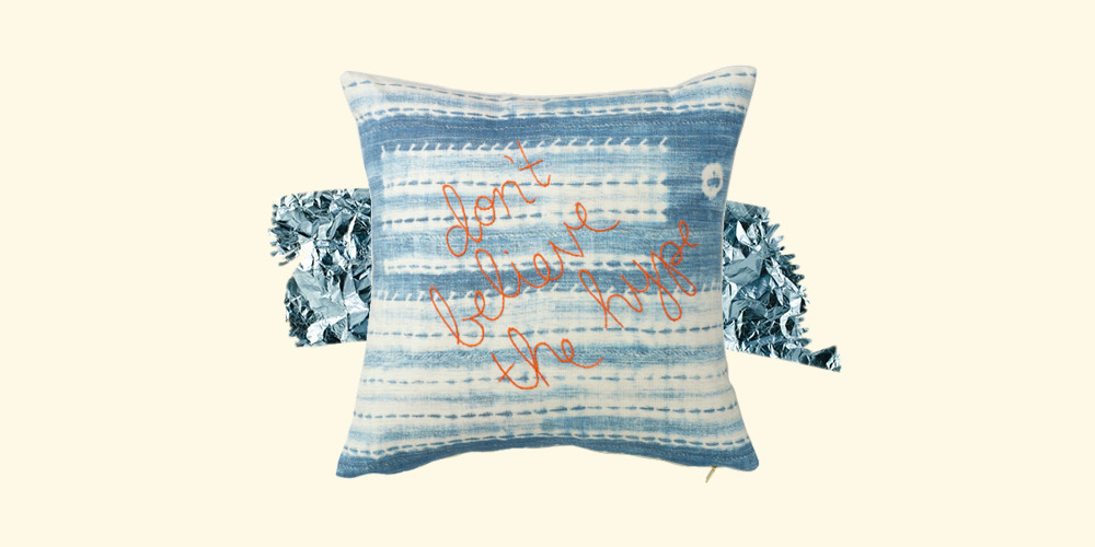 St. Frank's Limited Edition Pillows Make A Statement