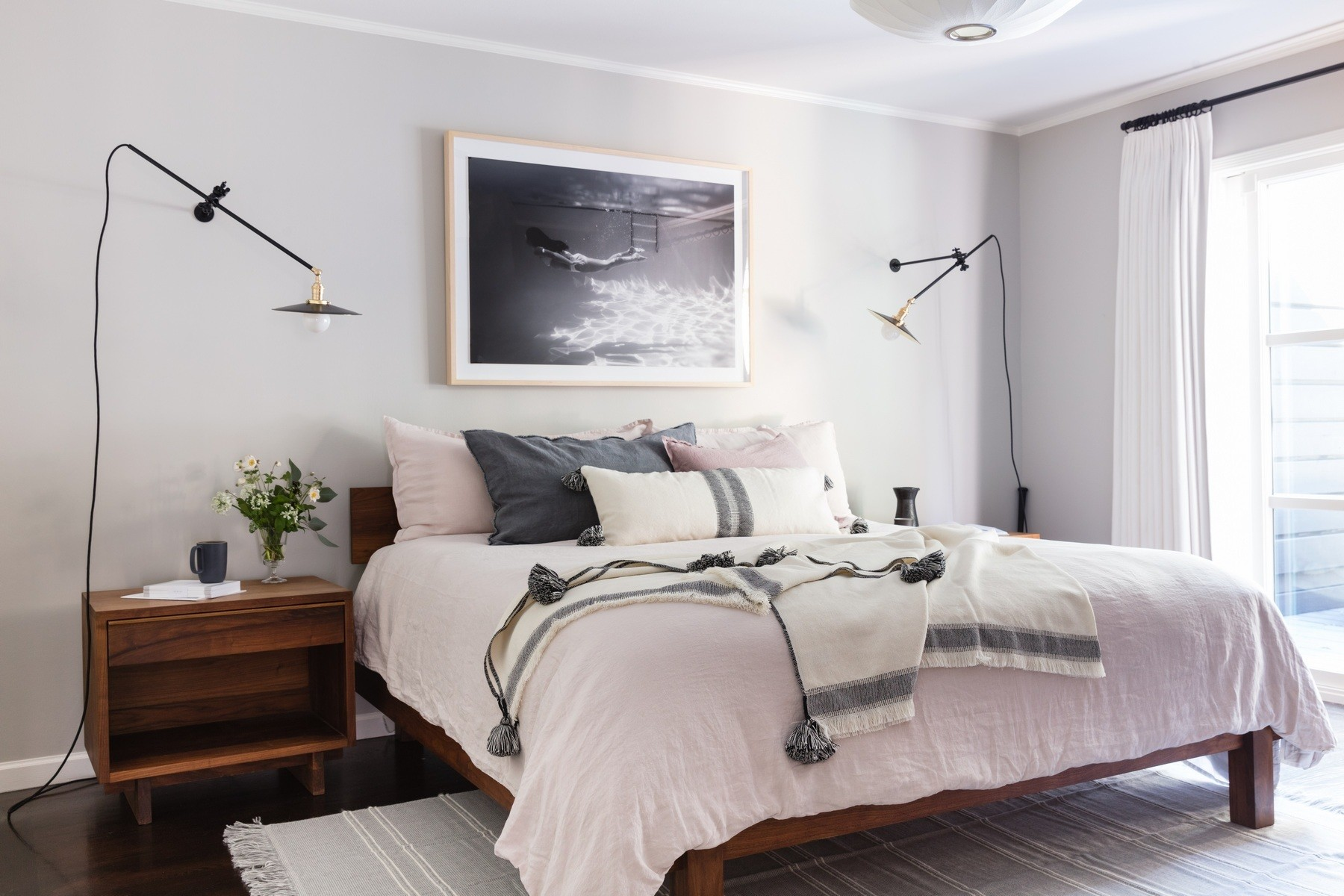 Bedroom Ideas For A Relaxing And Tranquil Space Bedroom Decor Ideas Lonny