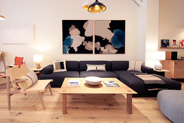 We Could Live In This Gorgeous Minimalist Design Store