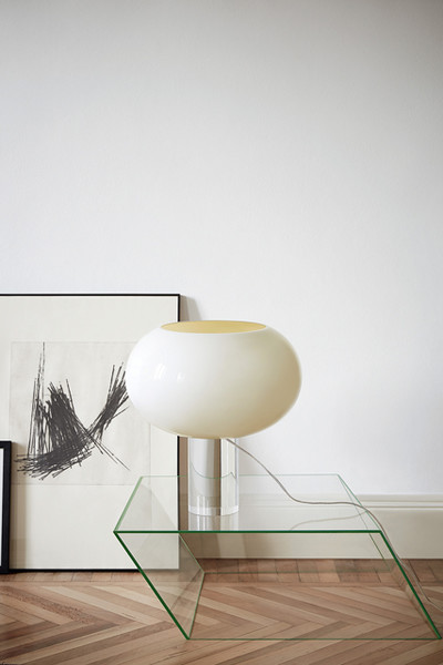 Glass, Lucite, And Transparency