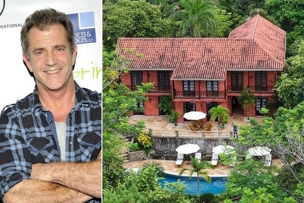 Mel Gibson's Costa Rica Home and 500-Acre Property