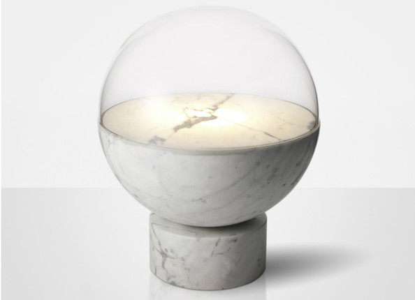 This London Design Festival, you launched a line of marble lighting and tableware. Do you see traditional crafts like this trending amongst your peers?