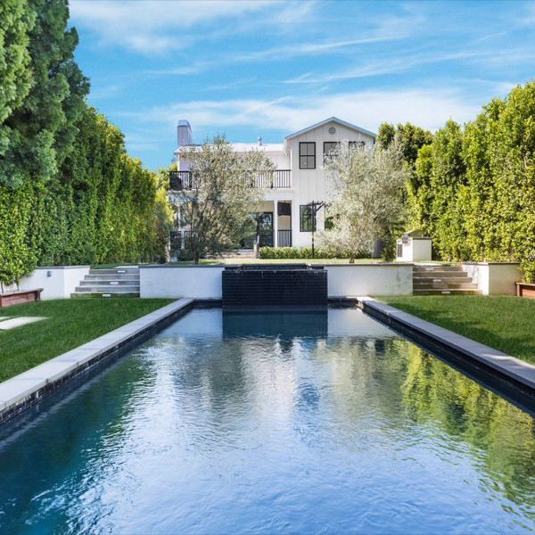 The Most Incredible Celebrity Backyards We've Ever Seen
