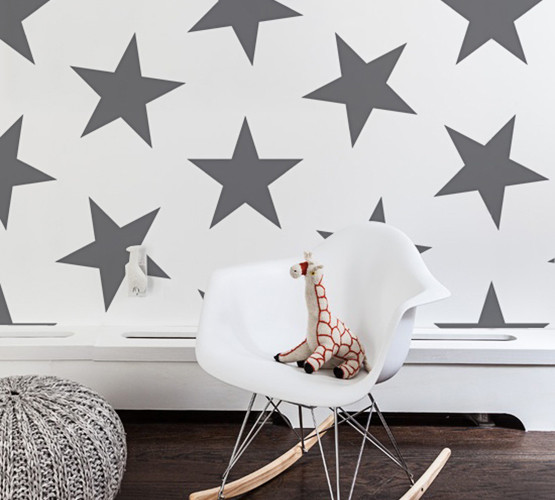 Lucky Star Wallpaper by Sissy + Marley for Jill