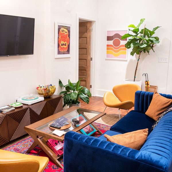 Marine Layer's NOLA Airbnb Has Us Jazzed