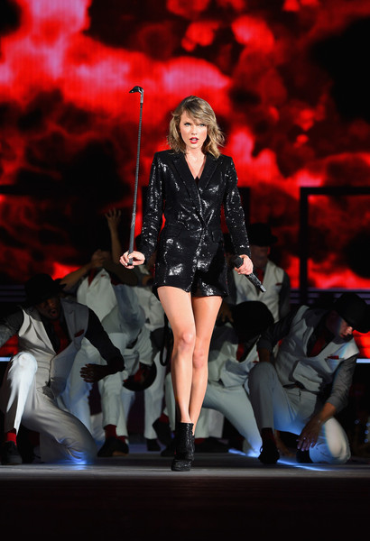 Taylor Swift's Golfing Attire, We Hope