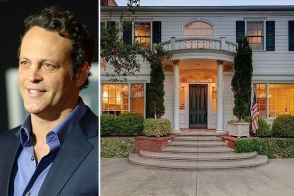 Vince Vaughn's Classic Los Angeles Mansion