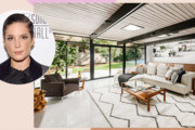 Check Out Halsey's Star-Studded Mid-Century Modern Home