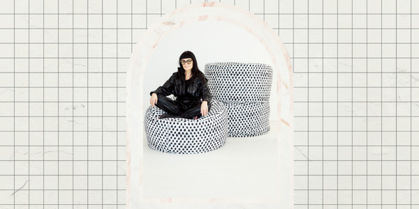 Designer Norma Kamali Created The Only Pillow You'll Ever Need