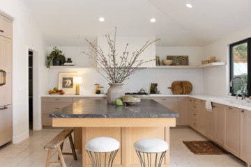 This California Home Puts Upcycling Front & Center