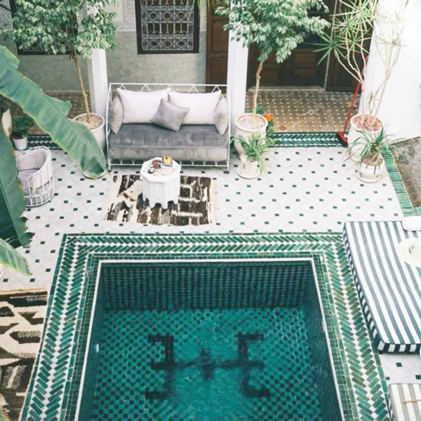10 Design-Driven Pools To Escape From Winter Woes