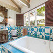 Katy Perry's Colorful Crib