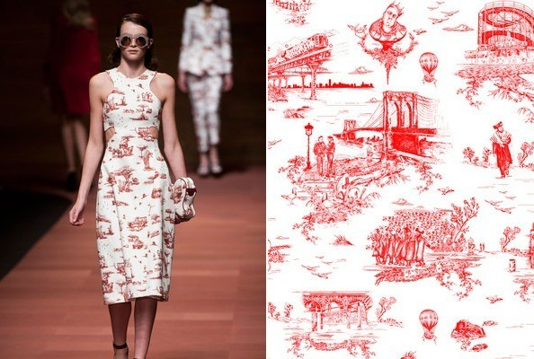 Carven Spring 2013 Collection Vs Flavor Paper Brooklyn