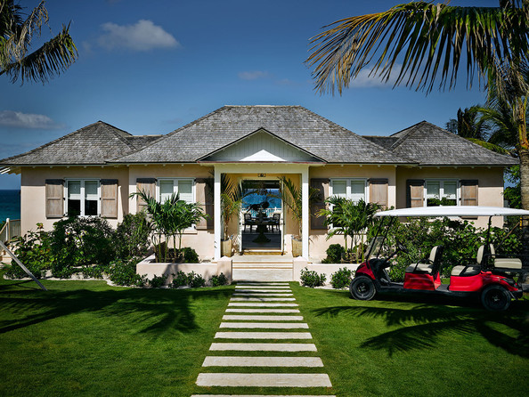 Home Tour: Harbour Island House by Alessandra Branca