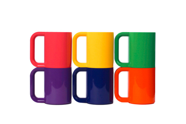 Colorful Coffee Hour