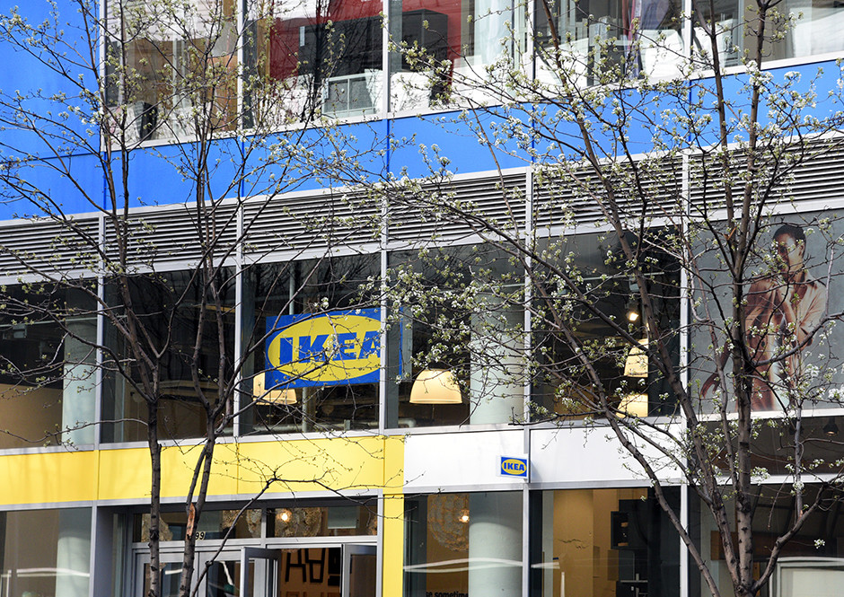 NYC Is Getting An IKEA Store Meant For Small Spaces