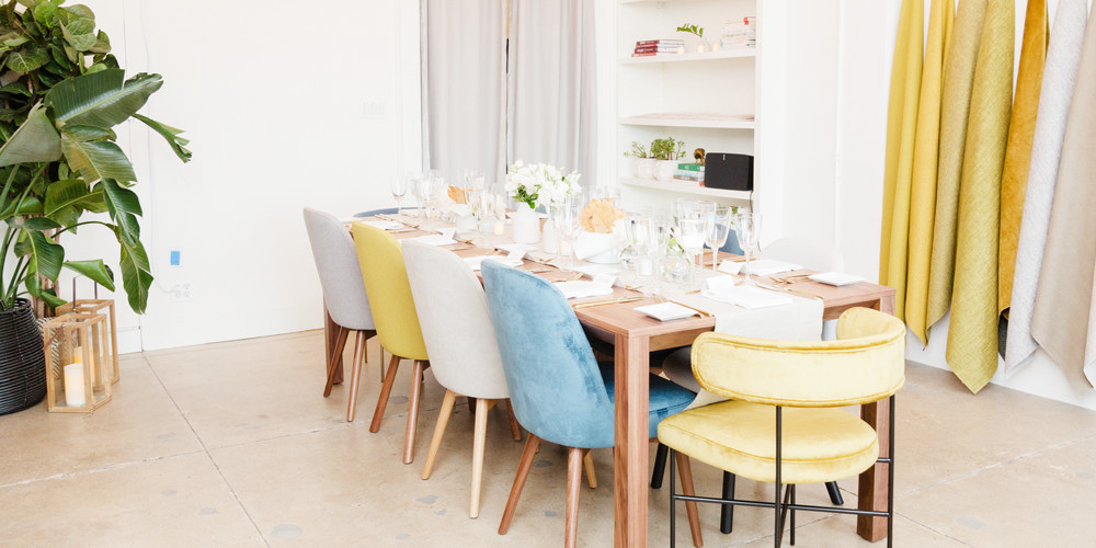 The Dining Setting Of Your Dreams Is HERE