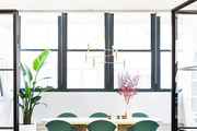 How An Empty Office Became A Color-Splashed Paradise