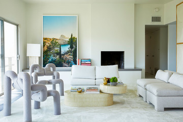 This British Designer's L.A. Home Is Both Luxe And Livable