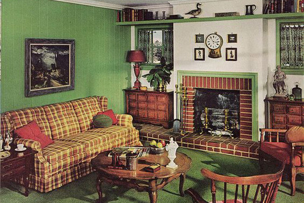 1960 Decor 1960 - the worst decor trend from the year you were born - lonny