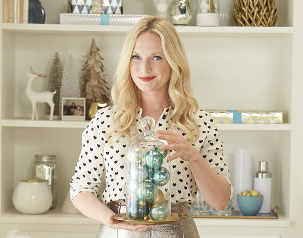 Emily Henderson's Budget-Friendly Holiday Decorating Tips