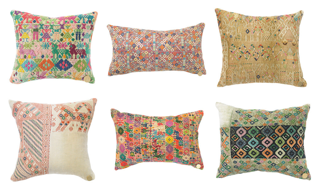 St. Frank Pillows | Lonny.com