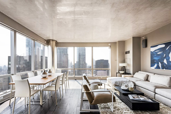Sean Combs's Pretty Penthouse