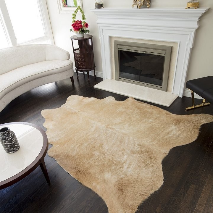 Cowhide Rugs For Every Place In Your