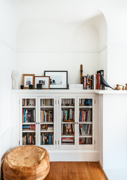 Bookcase Beauty