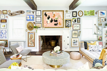 How To Curate The Ultimate Gallery Wall