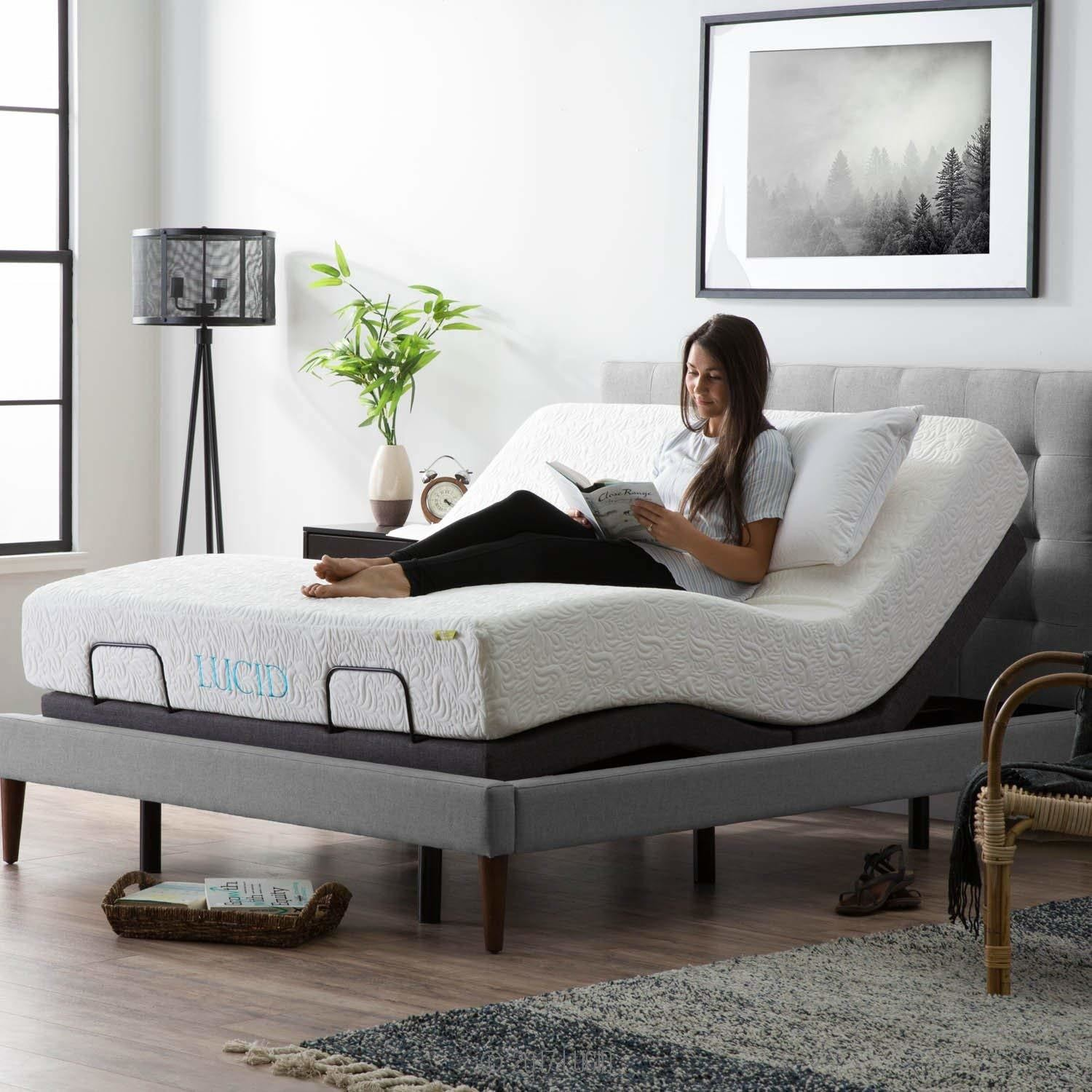 Best Bed 2019 The Best Adjustable Beds For 2019   See It Now   Lonny