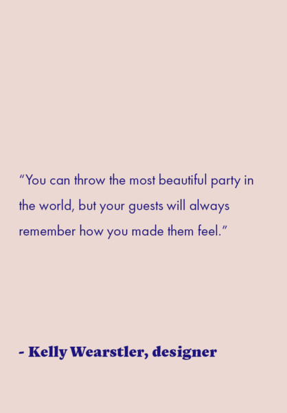 Put Your Guests First