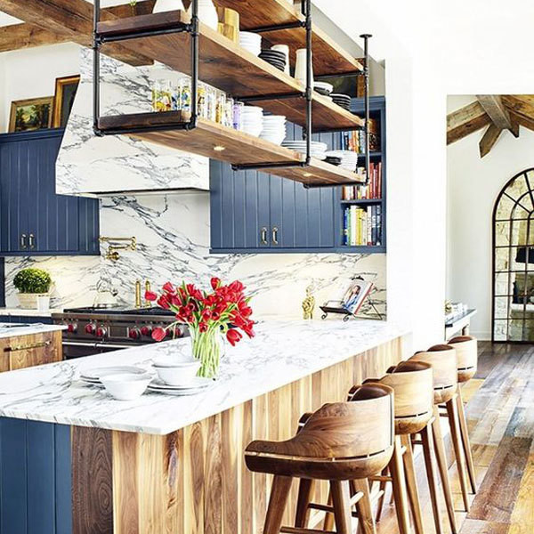 15 Times Painted Kitchen Cabinets Changed Everything