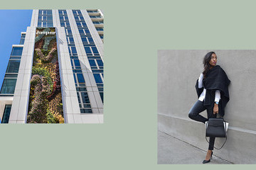How An Architect Followed Her Passion To Create A Side Hustle In Fashion