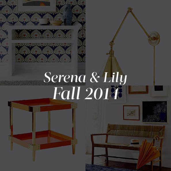 Serena & Lily's Fall 2014 Collection