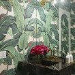 Banana Leaf Bathroom