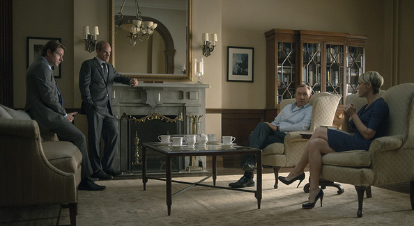 Confessions of a Set Designer: House of Cards