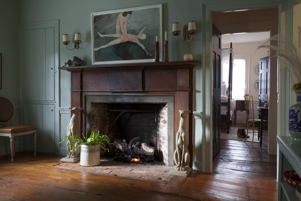 Portrait of a Lady - Inspiration - Dering Hall