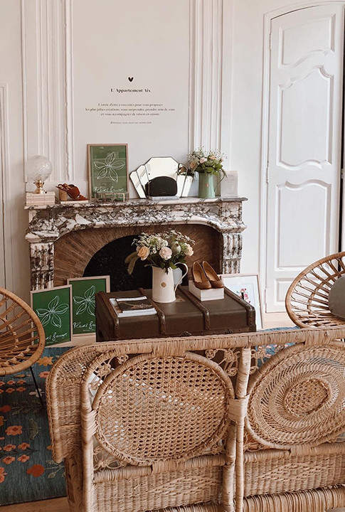 Top It Off - 15 Ways To Style Your Accessories As Decorative Objects - Lonny