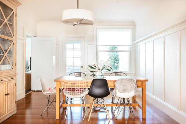 Chairs Around A Table Must Match In General
