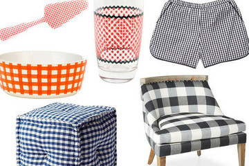 Trend We Love: Gingham